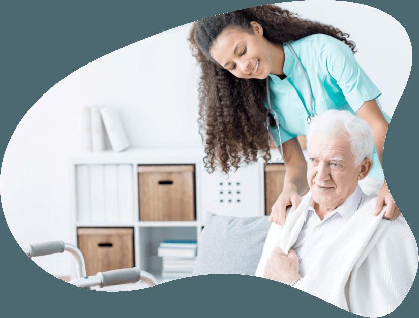 رعاية كبار السن